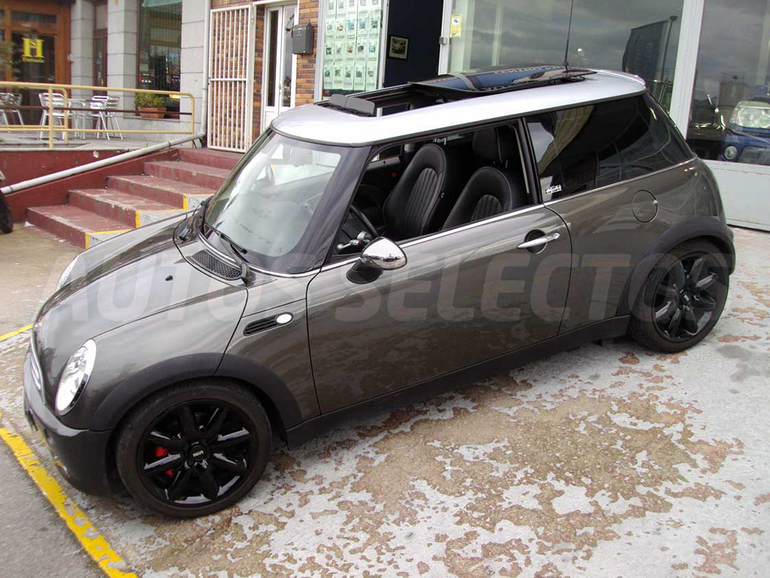 Foto de Mini Cooper Park Lane 1.6 Ltd. Edition usado impecable