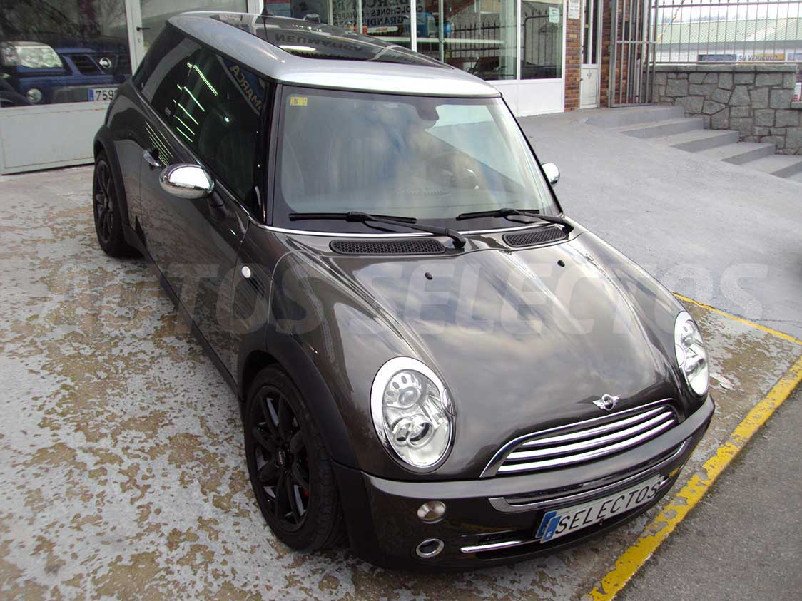 Foto de Mini Cooper Park Lane 1.6 Ltd. Edition perfecto estado