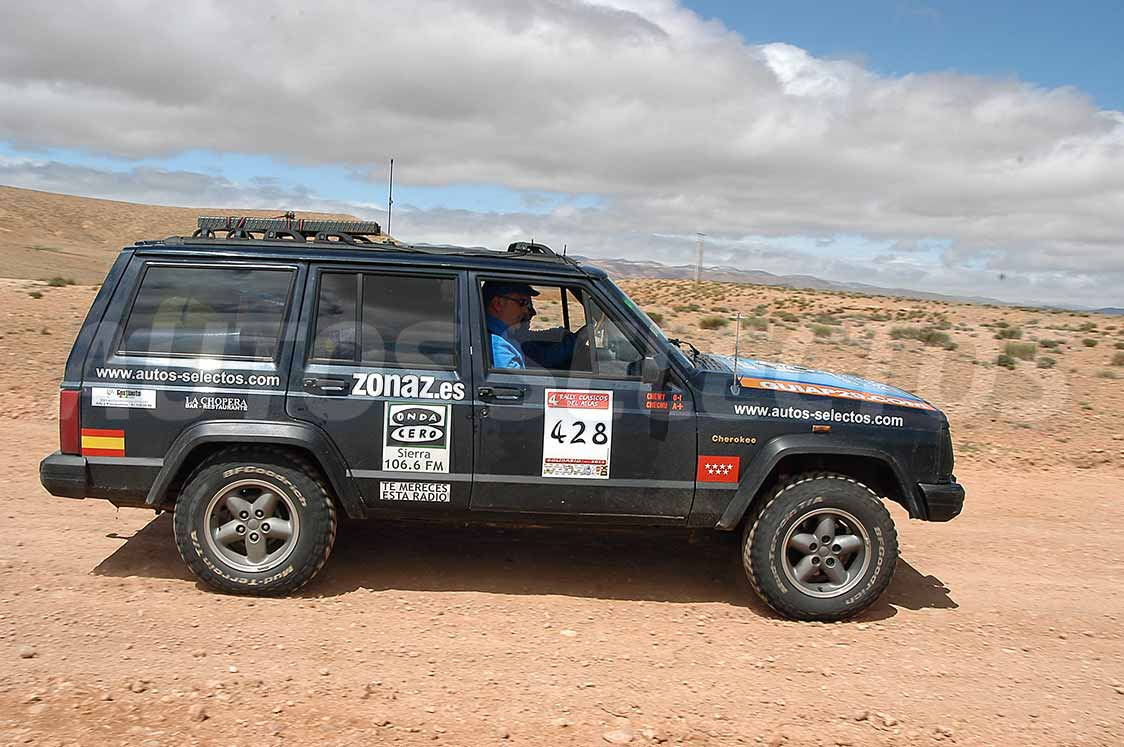 Rally Solidario Clásicos del Atlas 2013