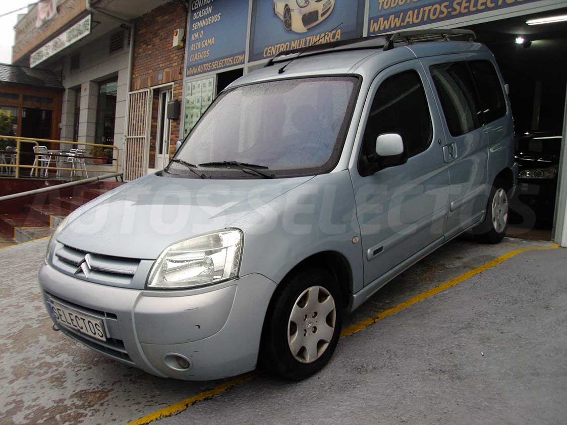 Foto Citroën Berlingo 1.9 D SX Plus ocasión en Madrid