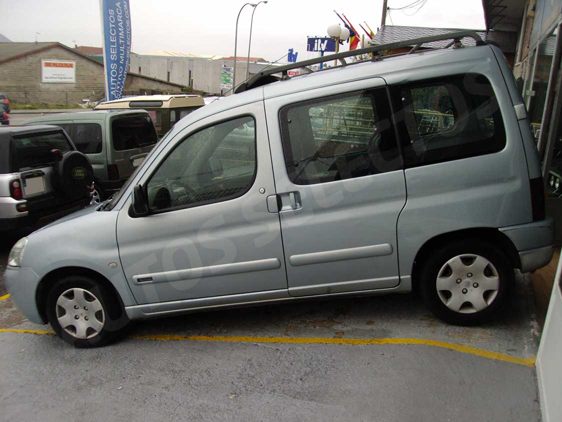 Foto Citroën Berlingo 1.9 D SX Plus segunda mano en Madrid