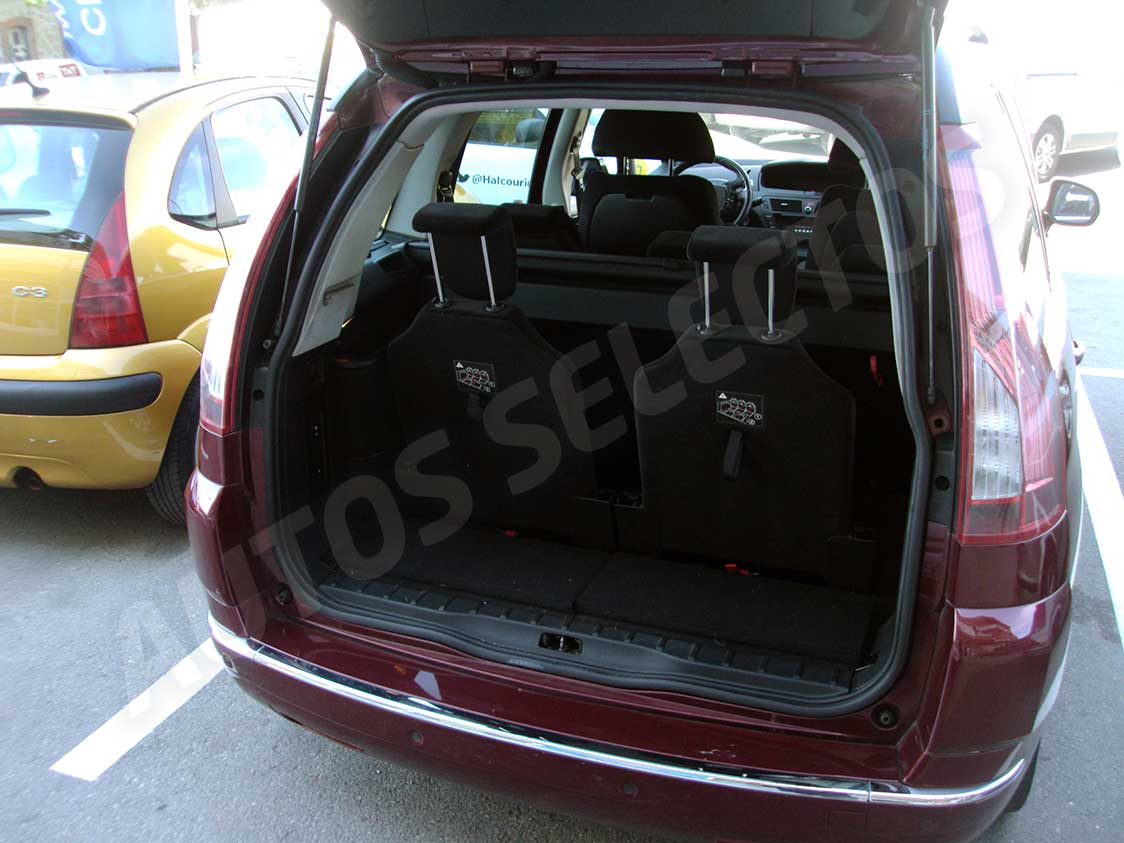 Citro n grand c4 picasso 1 6 hdi exclusive ocasi n madrid - Colchones de segunda mano madrid ...