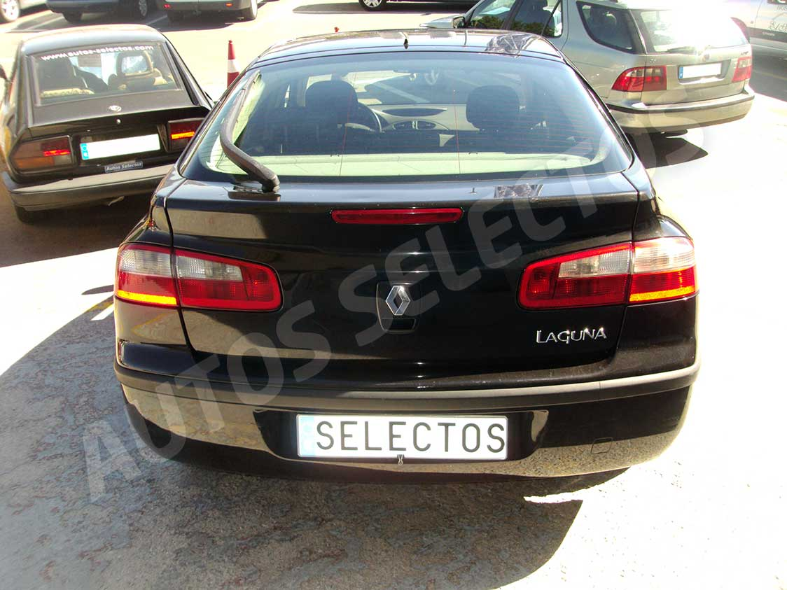 renault laguna 1 9 dci 120 cv de ocasi n en madrid autos selectos. Black Bedroom Furniture Sets. Home Design Ideas